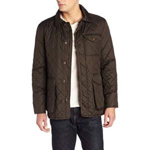 Hart Schaffner Marx Quilted Puffer Middlebury Coat